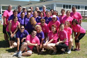 team pink purple